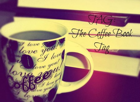 TAG: The Coffee Book Tag