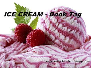 TAG: Ice cream Book Tag