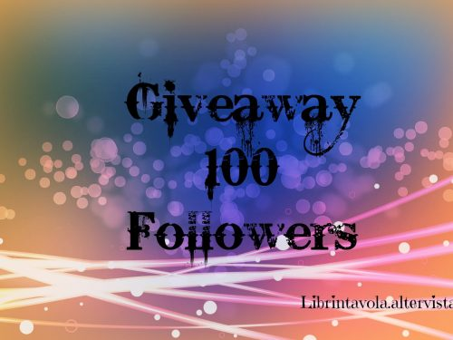 Giveaway 100 followers