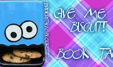 TAG: Give me a biscuit! Book Tag