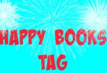 Happy Books Tag