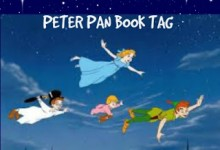 PETER PAN BOOK TAG