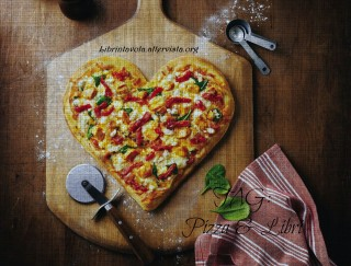 tag pizza e libri