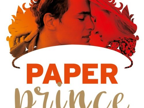 Paper Prince. The Royals #2