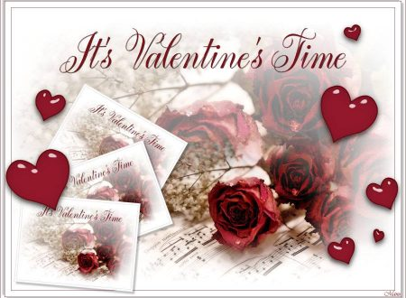 Book Tag: It's Valentine's Time
