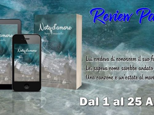 """Review Party """"Note d'amore"""" di Susy Tomasiello"""