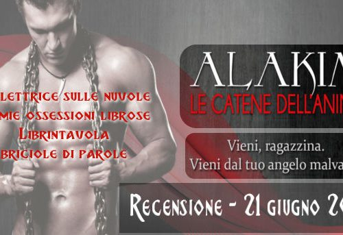 Alakim #3 – Le catene dell'anima