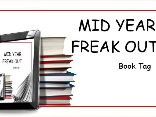 Book tag MID YEAR FREAK OUT