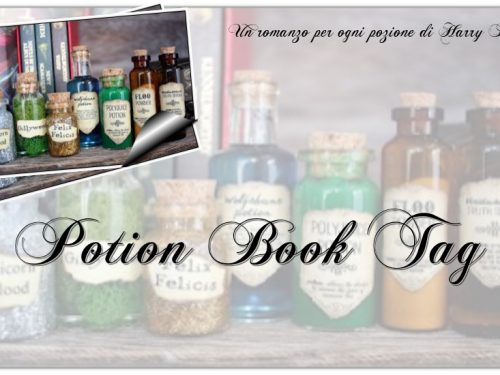 POTION BOOK TAG