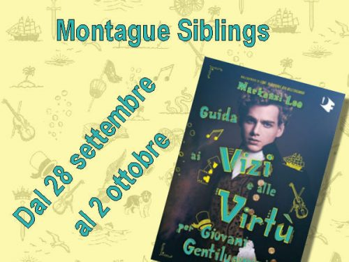 Review Party – Montague Siblings – L'ambientazione