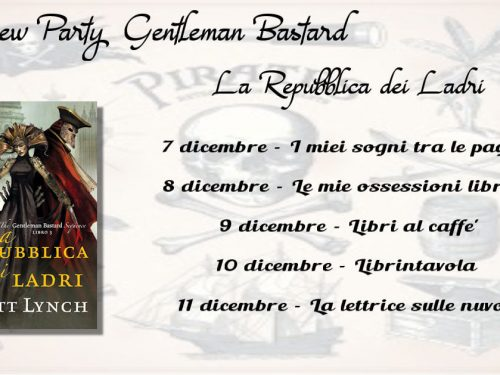 Review Party – La Repubblica dei ladri