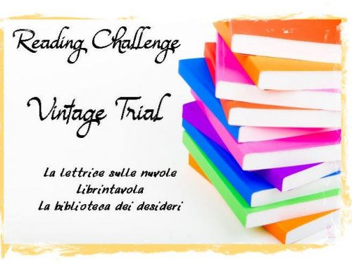 Vintage Trial Reading Challenge – 2° bimestre